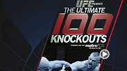 Celebrate 20 years of MMA with this compilation of the 100 greatest knockouts from the past two decades. This is a fight fan's dream: a collection of the best jaw-dropping, eye-popping knockouts ever seen, many of which have not been televised for years.