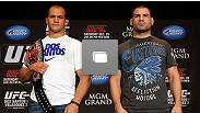 UFC&reg; 155 Pre-Fight Press Conference on December 27, 2012 at MGM Grand in Las Vegas, Nevada. (Photo by Josh Hedges/Zuffa LLC/Zuffa LLC via Getty Images)