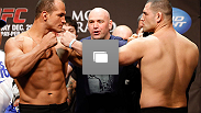 UFC® 155 Dos Santos vs Velasquez 2 on December 29, 2012 at the MGM Grand Garden Arena in Las Vegas, NV