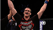 Heavyweight Todd Duffee and featherweight Max Holloway discuss their big wins at UFC 155: Dos Santos vs. Velasquez II.