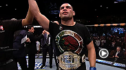 Hear what newly-crowned UFC heavyweight champion Cain Velasquez had to say following his dominant performance at UFC 155, and hear from former champ Junior dos Santos following his defeat.