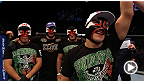 UFC 155: Perez, Wineland, interviste post match