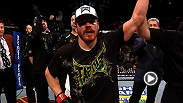 In one of the best fights of 2012, Jim Miller bloodied and battered Joe Lauzon en route to a decision victory. hear what Miller had to say following the victory.