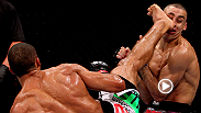 In a year with some spectacular knockouts, Edson Barboza's wheel kick finish of Terry Etim at UFC 142 had it all – speed, power, technique, accuracy, and pure 'wow' effect.
