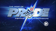 Igor Vovchanchyn vs. Enson Inoue, Mauricio Rua vs. Ricardo Arona, Jens Pulver vs. Kenji Arai, Yves Edwards vs. Dokonjonosuke Mishima and more are featured in this episode of Best of Pride Fighting Championships.