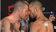 Watch the official weigh-in for STRIKEFORCE: Marquardt vs. Saffiedine, from the Chesapeake Energy Arena in Oklahoma City.