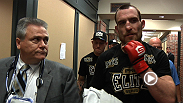 Middleweight Roger Gracie and lightweight Pat Healy discuss their big wins at STRIKEFORCE: Marquardt vs. Saffiedine.
