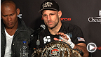 STRIKEFORCE: Marquardt vs. Saffiedine Post-Fight Presser Highlights