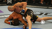 Glover Teixeira makes an impressive Octagon debut, mauling Kyle Kingsbury with strikes before sinking in a first-round arm triangle at UFC 146.