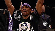 "Francisco Trinaldo opens the UFC on FX 7 card with a dominating performance against CJ Keith. Hear what ""Massaranduba"" had to say about his performance."