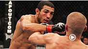 """I expect to be champion for many more years."" Jose Aldo thinks Frankie Edgar is making a big mistake by dropping to featherweight, and the champ plans to put on a dominating performance at UFC 156."