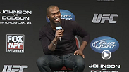 Special Q&amp;A with UFC light heavyweight champion Jon Jones, from the Chicago Theatre