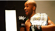 Flyweight champion Demetrious Johnson takes you behind the scenes as he goes through the rigors of fight week -photo shoots, workouts, media obligations, and more.