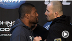 UFC on FOX 6: Conferencia de Prensa Previa Momentos