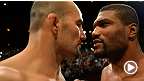 UFC on FOX 6: Momentos del Pesaje