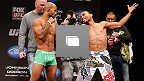 Galeria de fotos da pesagem do UFC Johnson vs Dodson