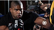 "Alistair Overeem and Antonio ""Bigfoot"" Silva, big men with big punching power, are set to meet in a pivotal bout at UFC 156 - a fight both men guarantee won't go the distance."