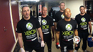 See everything that happened behind the scenes at UFC® on FOX: Johnson vs. Dodson.