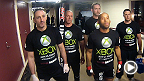 UFC on FOX 6 : Passe pour les coulisses
