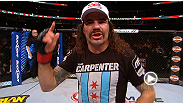 Hear from fan-favorite Clay Guida, who earned a big win in his featherweight debut at UFC on FOX: Johnson vs. Dodson.