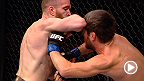 UFC on FOX 6 : Entrevue d&#39;apr&egrave;s-combat de TJ Grant