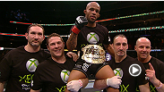 "UFC® flyweight champion Demetrious ""Mighty Mouse"" Johnson discusses his exciting decision victory over John Dodson at UFC® on FOX."