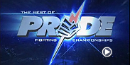 Hiromitsu Kanehara vs. Wanderlei Silva, Kazuhiro Nakamura vs. Wanderlei Silva, Shannon Ritch vs. Kazushi Sakuraba, Yoon Dong Sik vs. Kazushi Sakuraba, W Silva vs. Kazushi Sakuraba are featured in this episode of Best of Pride Fighting Championships.