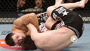 Watch jiu jitsu master Demian Maia show off his skills against perennial contender Chael Sonnen at UFC® 95.