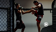 As &quot;The Dragon&quot; prepares for his UFC 157 bout, he breaks down in ultra-slow motion the moves that have made him famous.