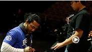 UFC lightweight champion Benson Henderson answers fan questions during the UFC 156 Fight Club Q&A.