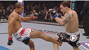Hear from UFC featherweight champion Jose Aldo and former lightweight champ Frankie Edgar following their Fight of the Night at UFC 156.