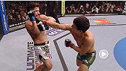 Bantamweight Joseph Benavidez and welterweight Demian Maia discuss their big wins at UFC 156: Aldo vs. Edgar.