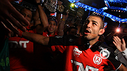 Go behind the scenes a milestone day for featherweight champion Jose Aldo and challenger Frankie Edgar, debuting at 145 pounds at UFC 156.