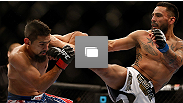 UFC&reg; 156 Aldo vs Edgar live at the Mandalay Bay Events Center in Las Vegas, NV on Saturday, February 2, 2013