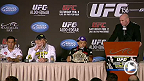 UFC 156: conferenza stampa post evento