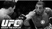Relive every exciting moment of UFC 156: the devastating knockouts, the slick submissions, the all-out wars. Order the replay on UFC.TV!