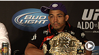 UFC 156 Jose Aldo and Frankie Edgar Post-Fight Presser Highlight