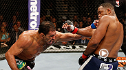 Antonio Rogerio Nogueira pulled off a huge upset in the co-main event of UFC 156, defeating Rashad Evans by unanimous decision. Nogueira spoke with UFC Tonight analyst Ariel Helwani.