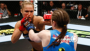 UFC women&#39;s bantamweight champion Ronda Rousey explains how she&#39;s been able to stay focused heading into her title defense against &#39;legit tough chick&#39; Liz Carmouche at UFC 157.