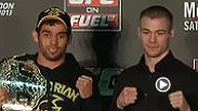Watch the official pre-fight press conference for UFC on FUEL TV 7.