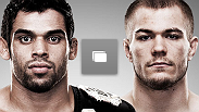 UFC® Londres: Barão vs McDonald ao vivo no dia 16 de abril, 2013 na Wembley Arena em London, Reino Unido.  (Foto by Josh Hedges/Zuffa LLC/Zuffa LLC via Getty Images)