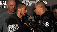 Hear some of the best quotes from Renan Barao, Michael McDonald, Cub Swanson and more at the UFC on FUEL TV 7 pre-fight press conference.