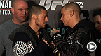 UFC on FUEL TV 7: Pre-Fight Presser Highlights