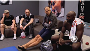 Team Sonnen tries to pick up the pieces. Watch The Ultimate Fighter Tuesdays at 9 ET/PT on FX with replays on FUEL TV.