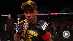 UFC on FUEL TV 7: Renan Barao Post-Fight Interview
