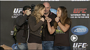 Watch the official UFC 157 pre-fight press conference.