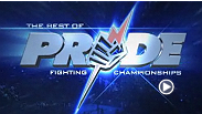 Anderson Silva vs. Alex Steibling, Takanori Gomi vs. Luiz Azeredo, Mark Hunt vs. Dan Bobish, Kazushi Sakuraba vs. Carlos Newton, and Tatsuya Kawajiri vs. Charles Bennett are featured in this episode of Best of Pride Fighting Championships.