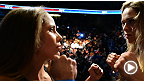 UFC 157: Ronda Rousey vs. Liz Carmouche Pesaje