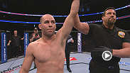 Hear from welterweight Kenny Robertson following his inventive submission win over Brock Jardine at UFC 157.