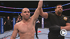 UFC 157 : Entrevue d&#39;apr&egrave;s-combat de Kenny Robertson
